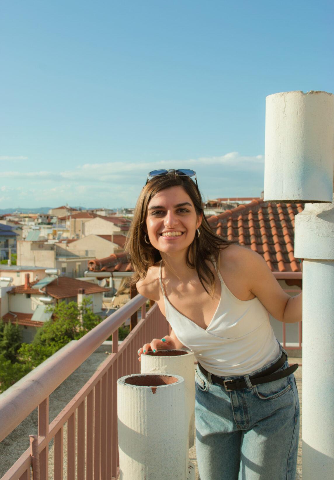 Ioanna Gogos Visit