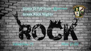 Greek Rock Nights